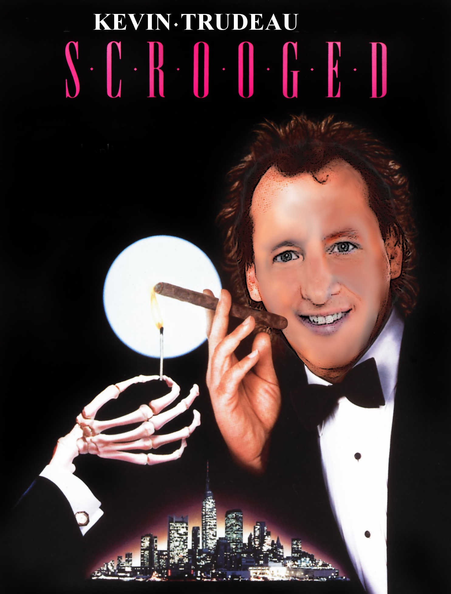 KT Scrooged