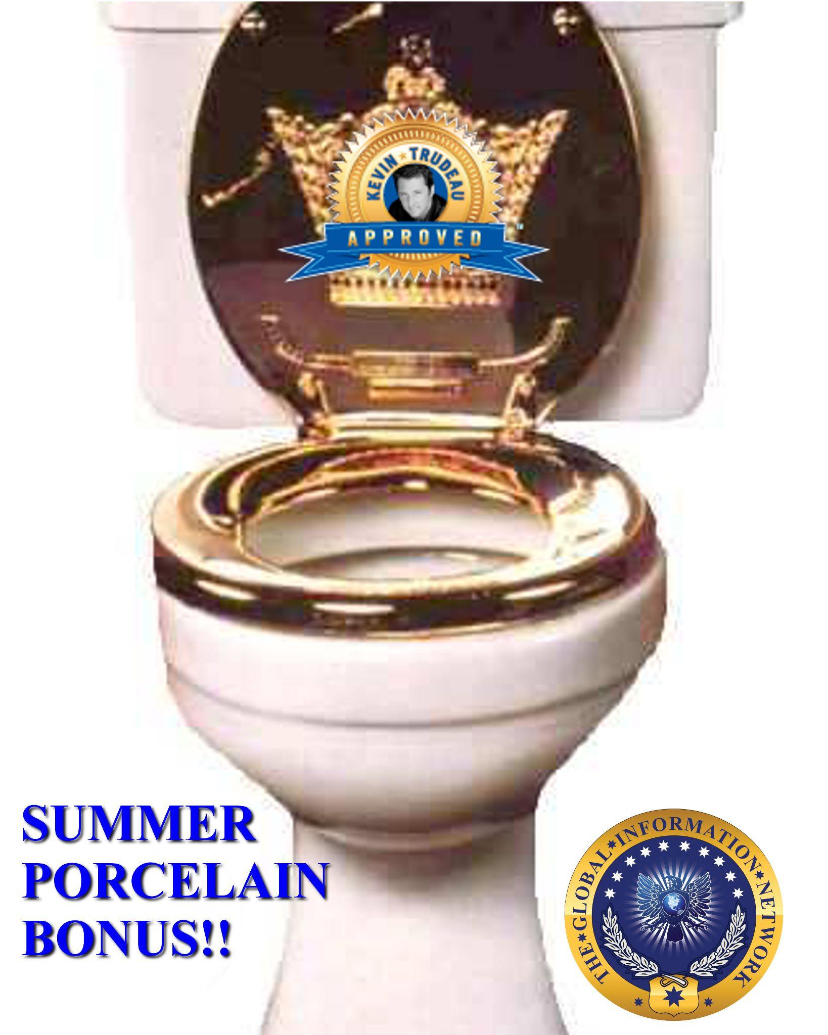 Summer Porcelain Bonus