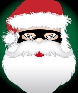 Sneaky Scammy Santa
